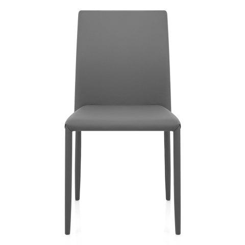 Joshua dining chair grey atlantic shopping - Atlantic shopping dining chairs ...