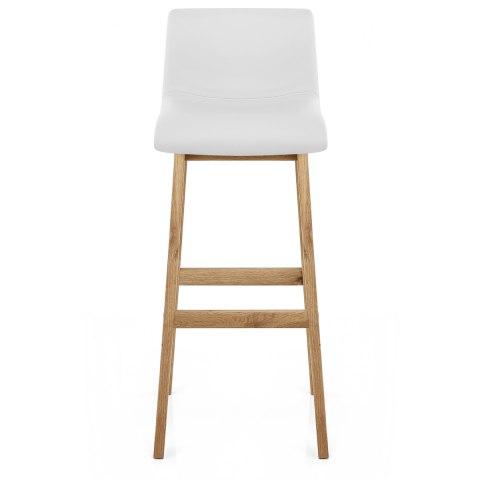 Wave bar stool white atlantic shopping for White breakfast bar stools