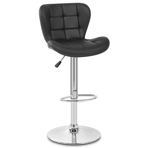 Houston Bar Stool Black Atlantic Shopping