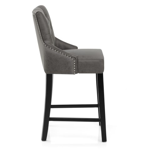 Loxley Stool Grey