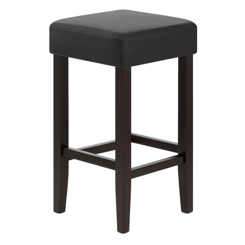 Oliver Wenge Stool Black