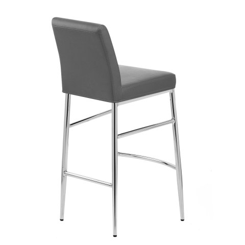 Nova Bar Stool Grey