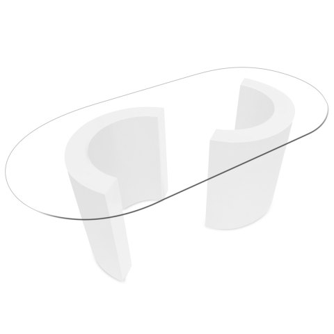 Apollo Coffee Table White