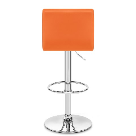 Mint Bar Stool Orange
