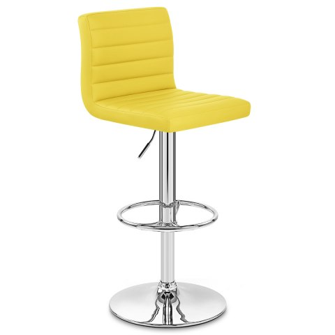 Mint Bar Stool Yellow