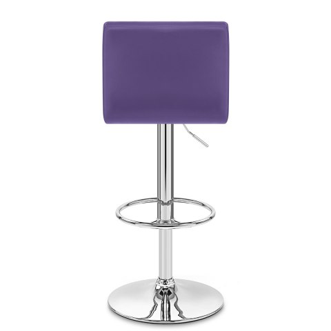 Mint Bar Stool Purple