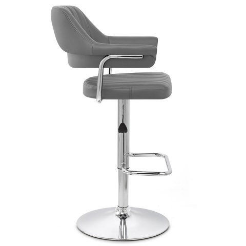 Skyline Bar Chair Grey