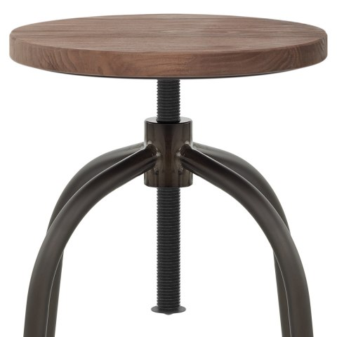 Vice Industrial Stool
