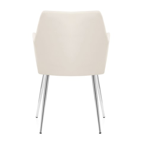 Donovan Dining Chair Cream