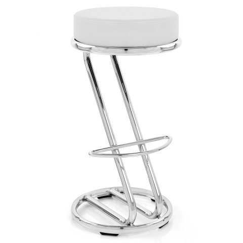 Zizi Kitchen Stool White