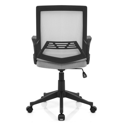 Tuscan Mesh Office Chair Grey