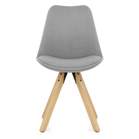 half off 31783 d647a Aero Dining Chair Grey Fabric