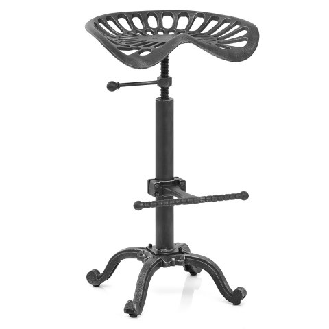 Harvester Stool Gunmetal