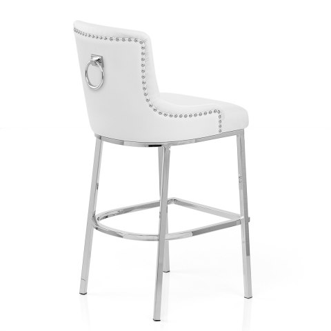 Bliss Bar Stool White