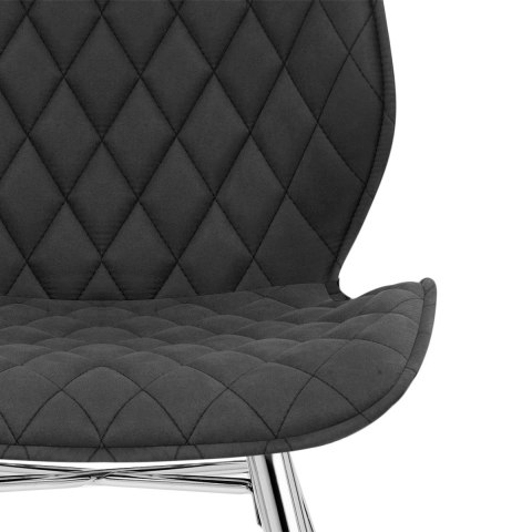 Lux Dining Chair Antique Charcoal