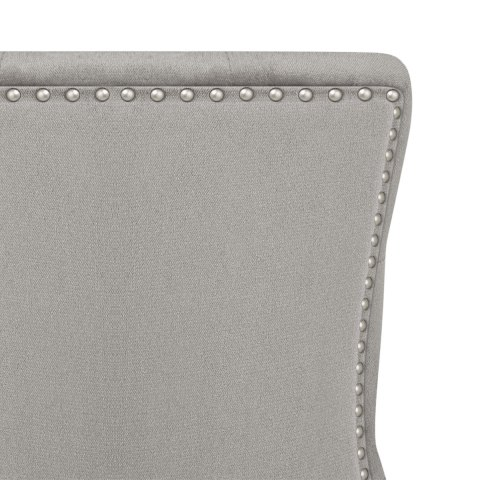 Etienne Bar Stool Grey Velvet