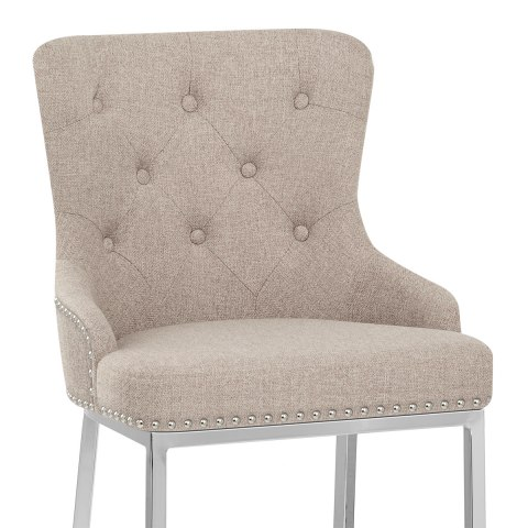 Grange Bar Stool Tweed Fabric