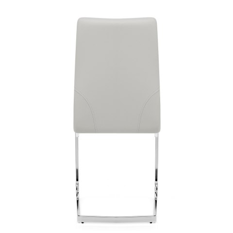 Jordan Dining Chair Light Grey