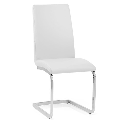 Jordan Dining Chair White
