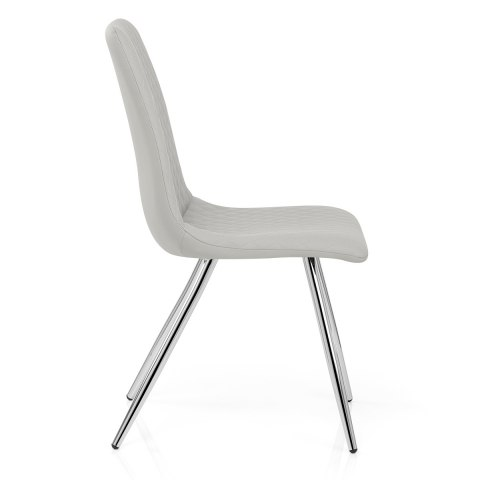 Trevi Dining Chair Light Grey