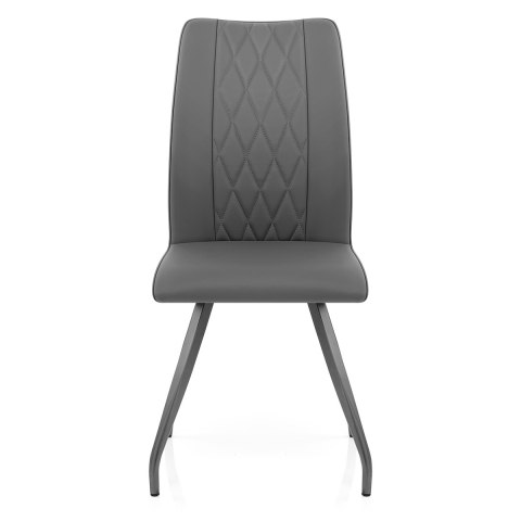 Gio Dining Chair Charcoal