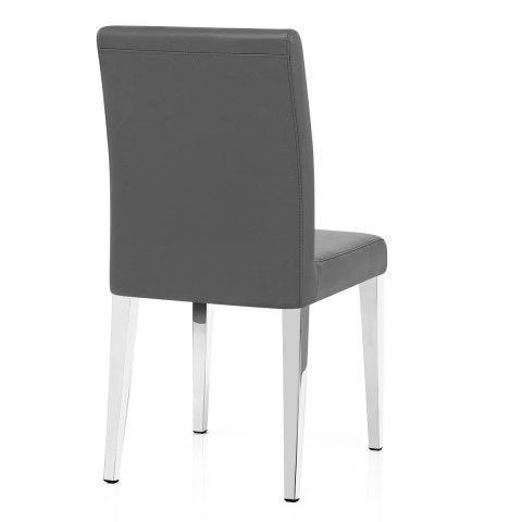 Dash Dining Chair Grey - Atlantic Shopping