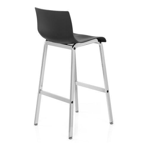 Gabriel Bar Stool Black