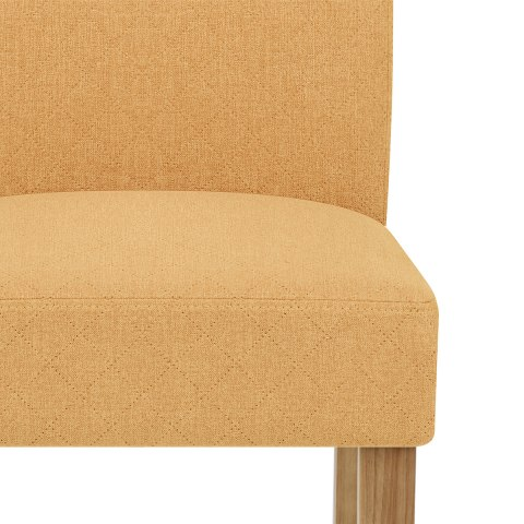 Austin Dining Chair Mustard