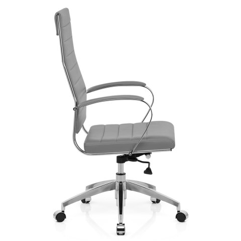 Metro Office Chair Grey