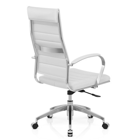 Metro Office Chair White