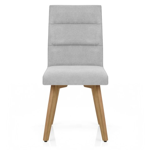 Hadley Dining Chair Grey Velvet