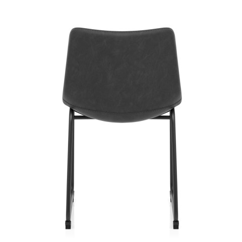 Bucket Chair Antique Charcoal