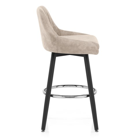 Hamilton Bar Stool Antique Cream