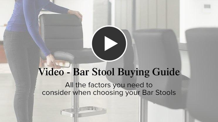 Bar Stool Buying Guide Video