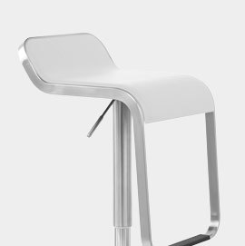 ART Bar Stool White