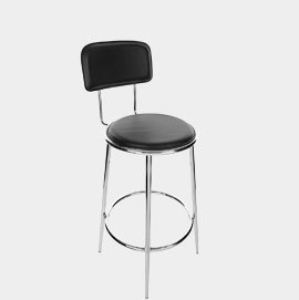 Elektra Bar Stool Purple