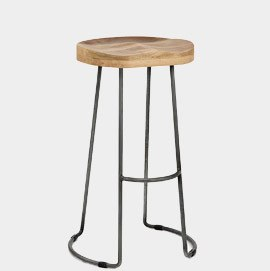 Freedom Wooden Stool