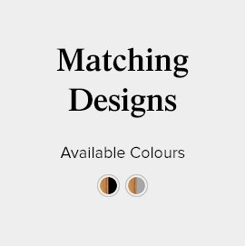 Matching Kensington bar stool and chair design colours