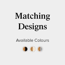 Matching Richmond bar stool and chair design colours