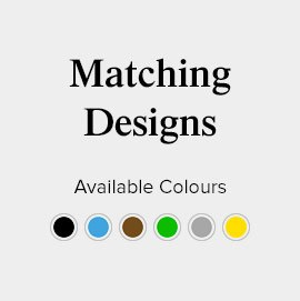 Matching Tucker bar stool and chair design colours