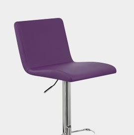 Suave Bar Stool Purple