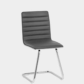 Vesta Dining Chair Grey