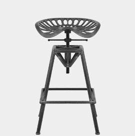 Vintage Tractor Stool