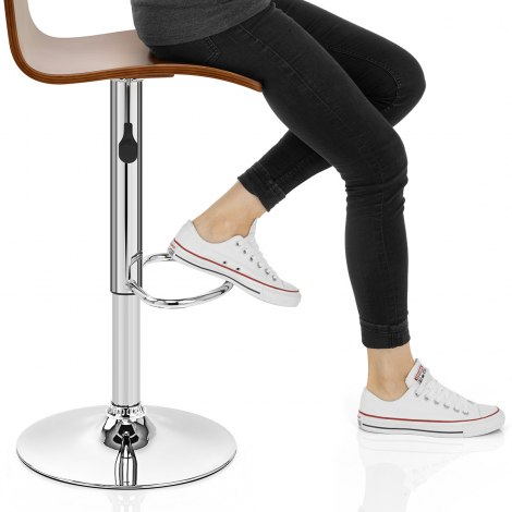 Alpino Bar Stool Seat Image