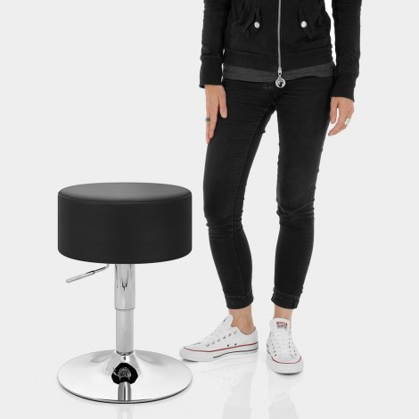 Bullet Stool Black Features Image