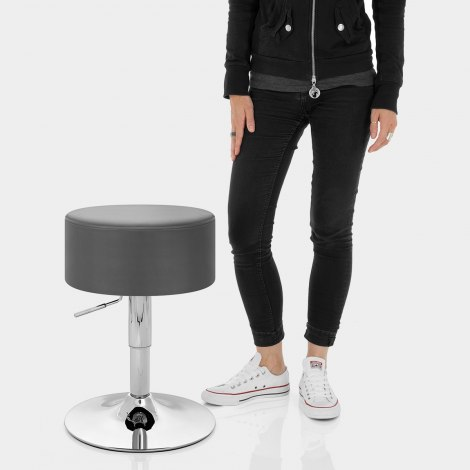 Bullet Stool Grey Features Image