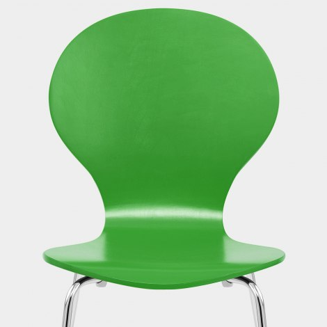 Candy Chair Green Seat Image
