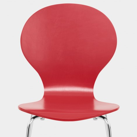 Candy Chair Red Seat Image