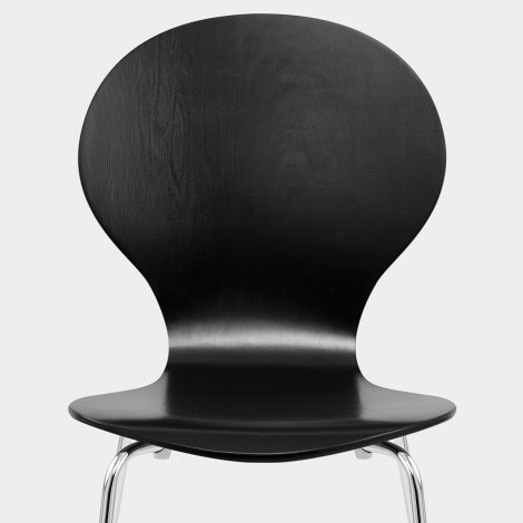 Candy Chair Black Seat Image