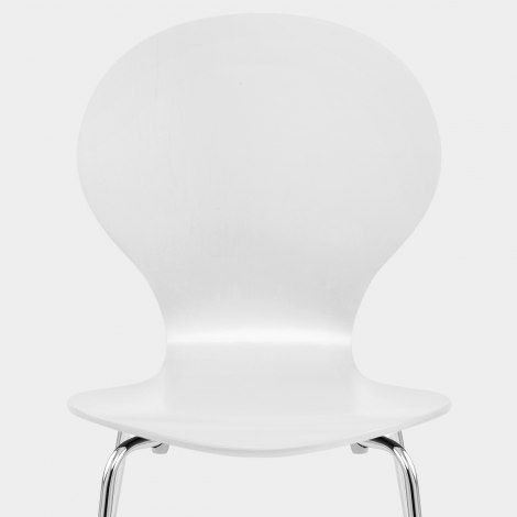 Candy Chair White Seat Image